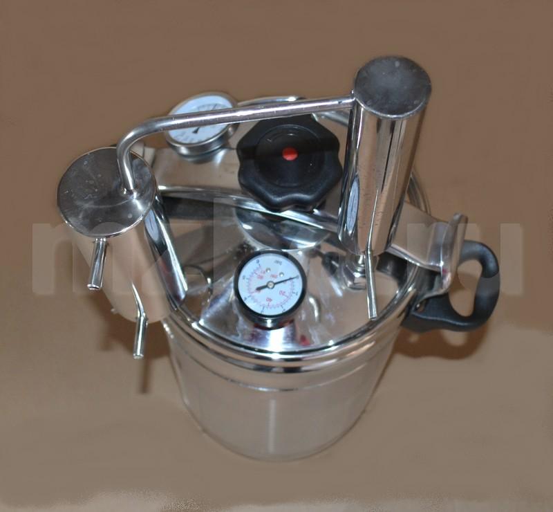 Предохранительный клапан для автоклава